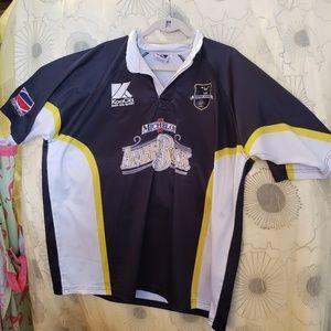 Men's Rugby Kooga Shirt Michelob Amberbock